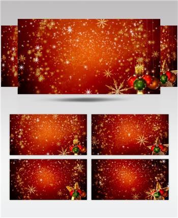 圣诞节 (21) 圣诞节动态视频节日庆典视频 庆祝视频节日视频 节日庆典