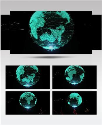地球闪动酒吧娱乐夜场素材 酒吧视频 dj舞曲 夜店视频