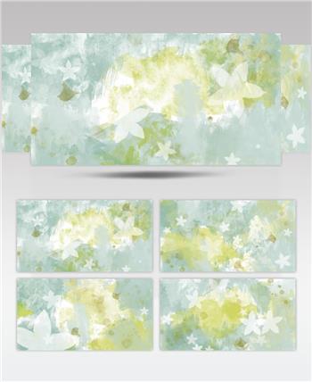 春天的花朵036HDBackground3动态背景视频背景春节 新年 新春佳节 过年