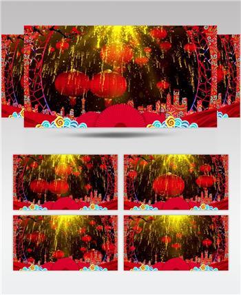 新年春节视频08