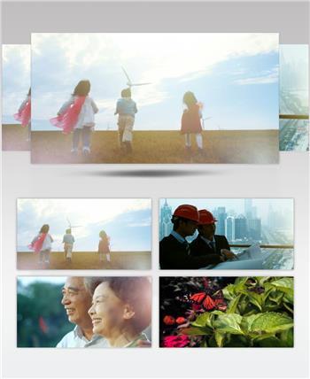 企业宣传片成片 城市宣传片 (30)大气宏伟公司宣传片视频下载免费企业宣传视频模板