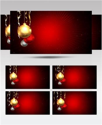 圣诞节 (2) 圣诞节动态视频节日庆典视频 庆祝视频节日视频 节日庆典