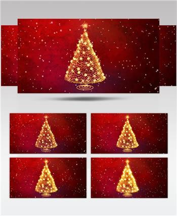 圣诞节 (18) 圣诞节动态视频节日庆典视频 庆祝视频节日视频 节日庆典
