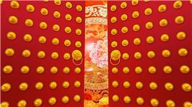 PR:春节新年晚会年会片头开场pr模板 新年节日pr素材